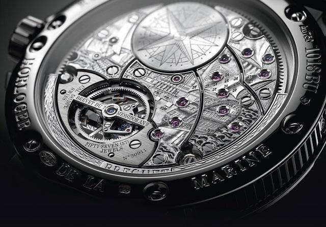 ברגה - שעון עם מנגנון הטורביון- מחיר 1 מיליון שח. צילום- יחצ חול (2)