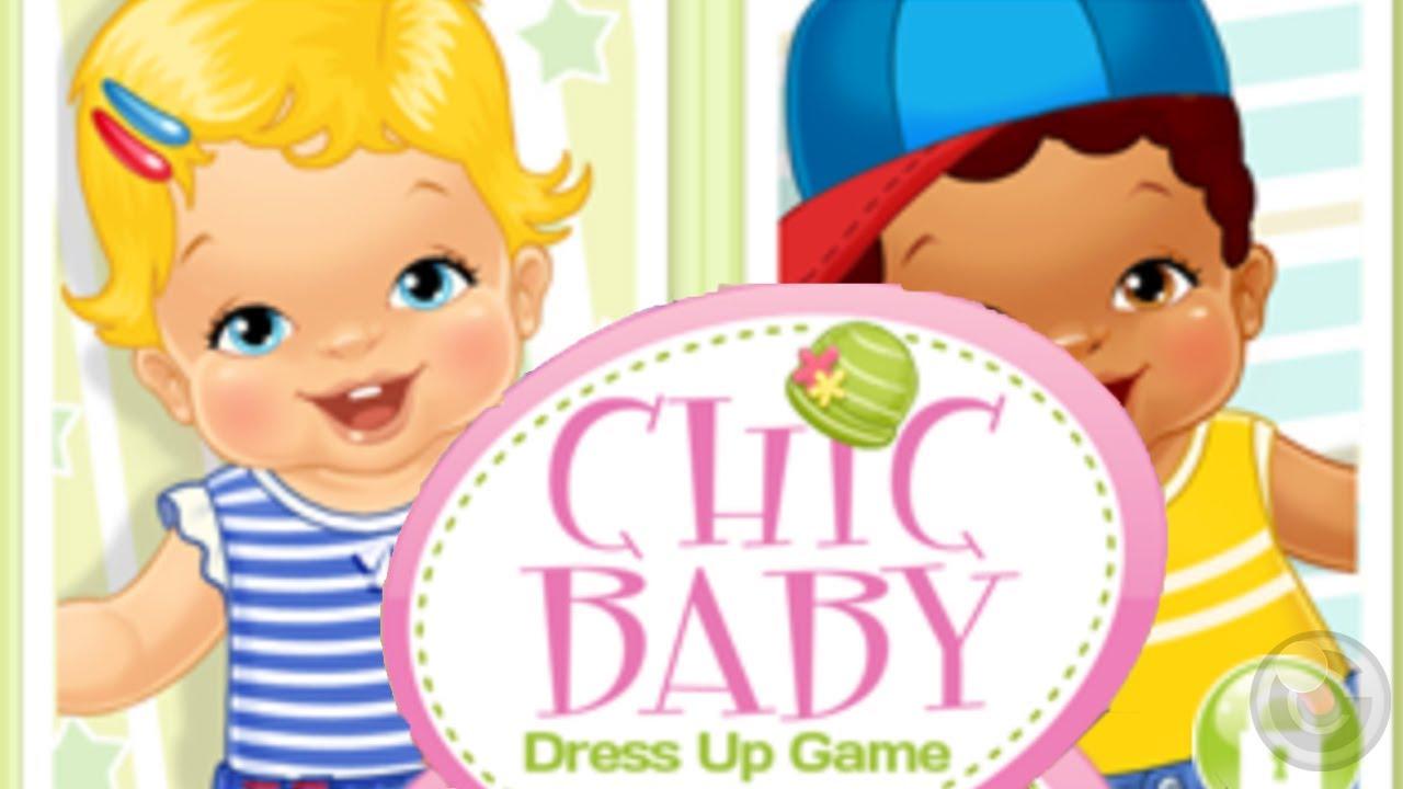 Chic Baby - משחק דרס אפ
