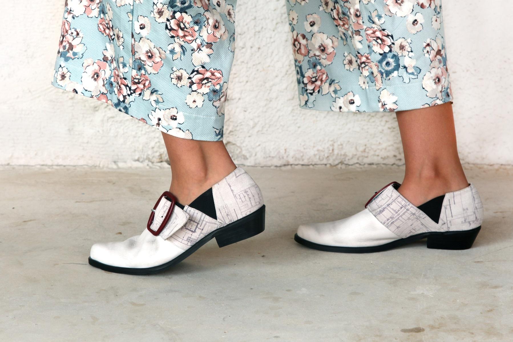 אורן וקסלר נעליים דגם ג'ובאני. צילום: אורן וקסלר