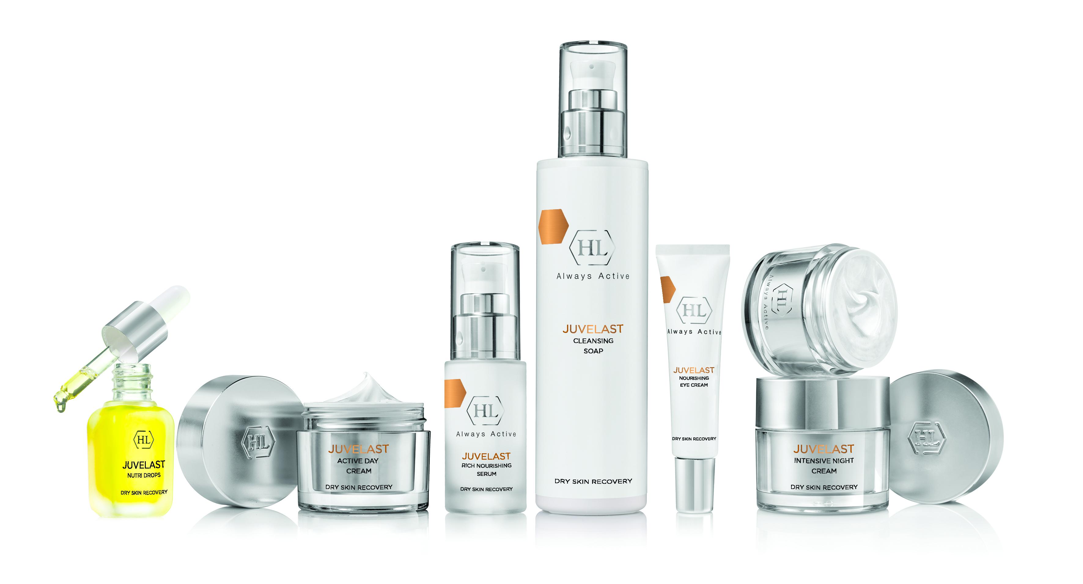חברת HL- ג'ובילסט- סדרה חדשנית ויעילה במיוחד לשיקום עור יבש והזנתו