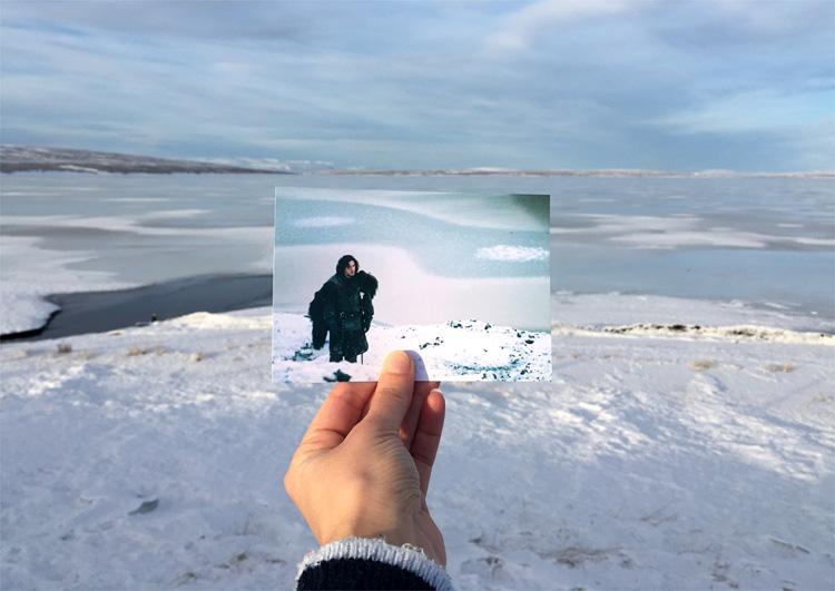ג'ון סנאו משחקי הכס באיסלנד