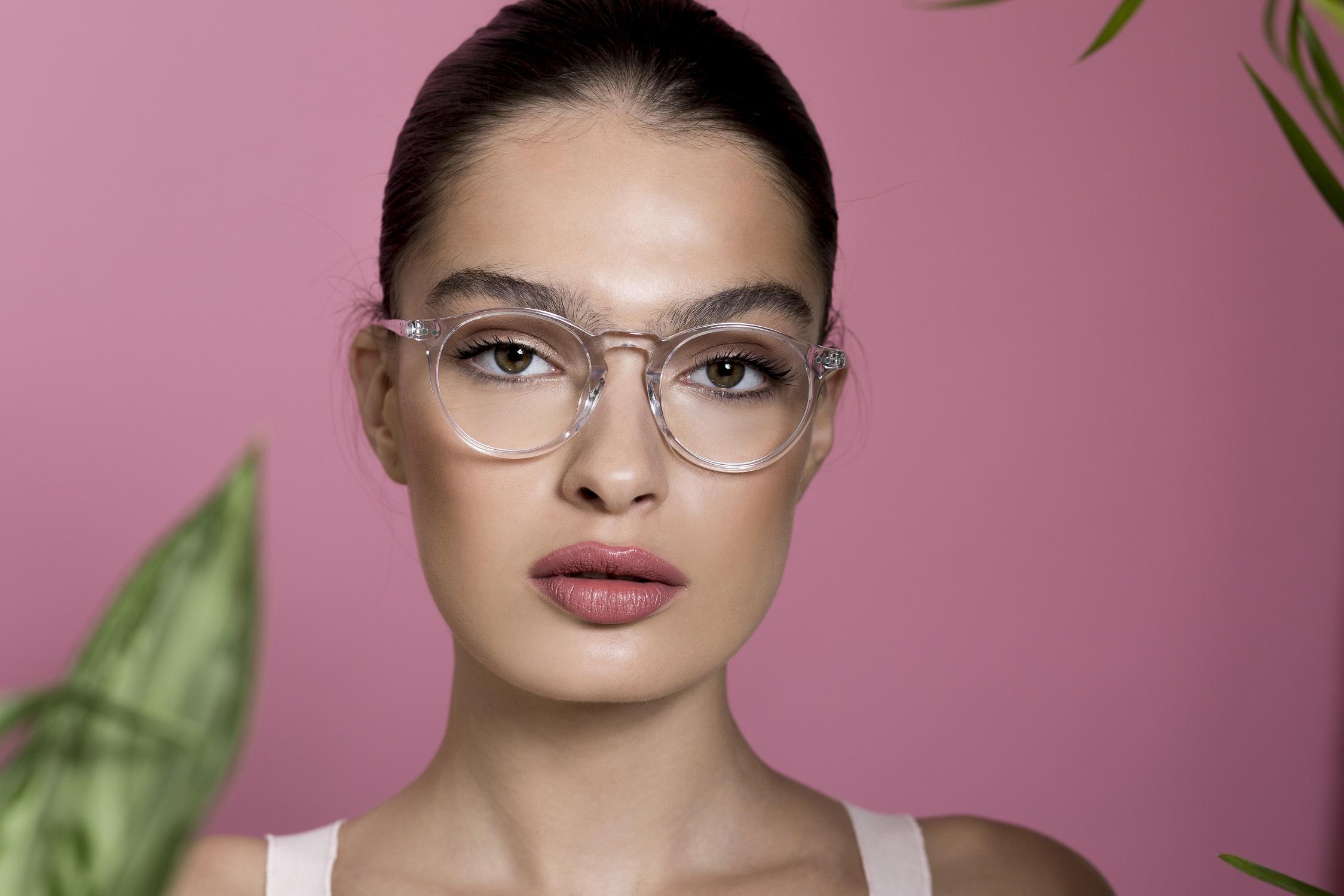 משקפי פרינס מסגרת למשקפי ראייה 690שח  צילום דנה קרן