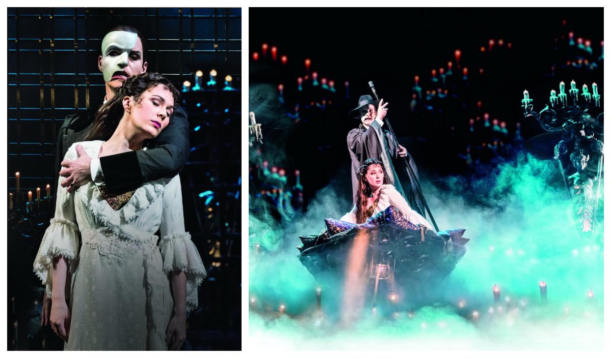 פאנטום האופרה בישראל