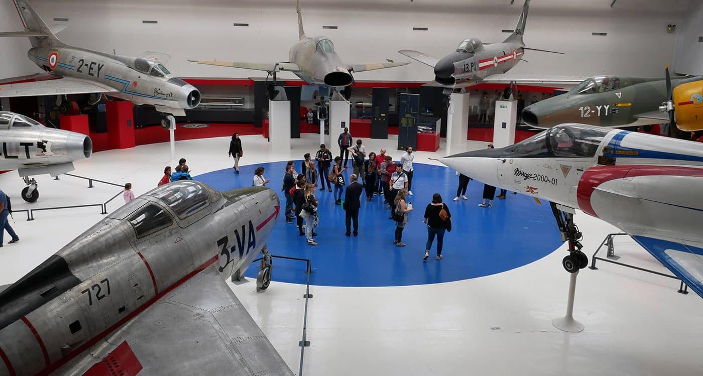 מוזיאון התעופה והמדע צרפת