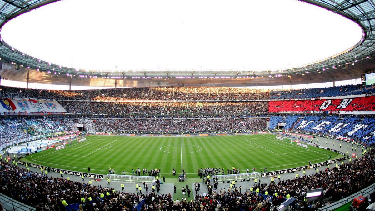 אצטדיון דה פראנס (Stade de France)
