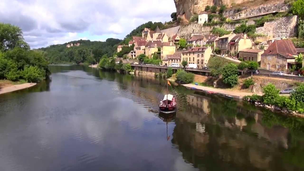 הדורדון המערבי (Dordogne Perigord)