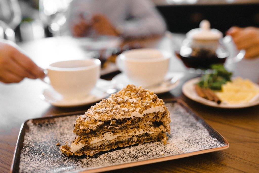 מסעדת שאלוט עוגת קייב טארט 45 שח צילום אבי ששון