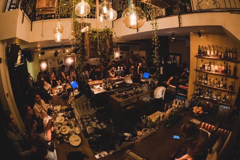 מסעדת אמש תל אביב