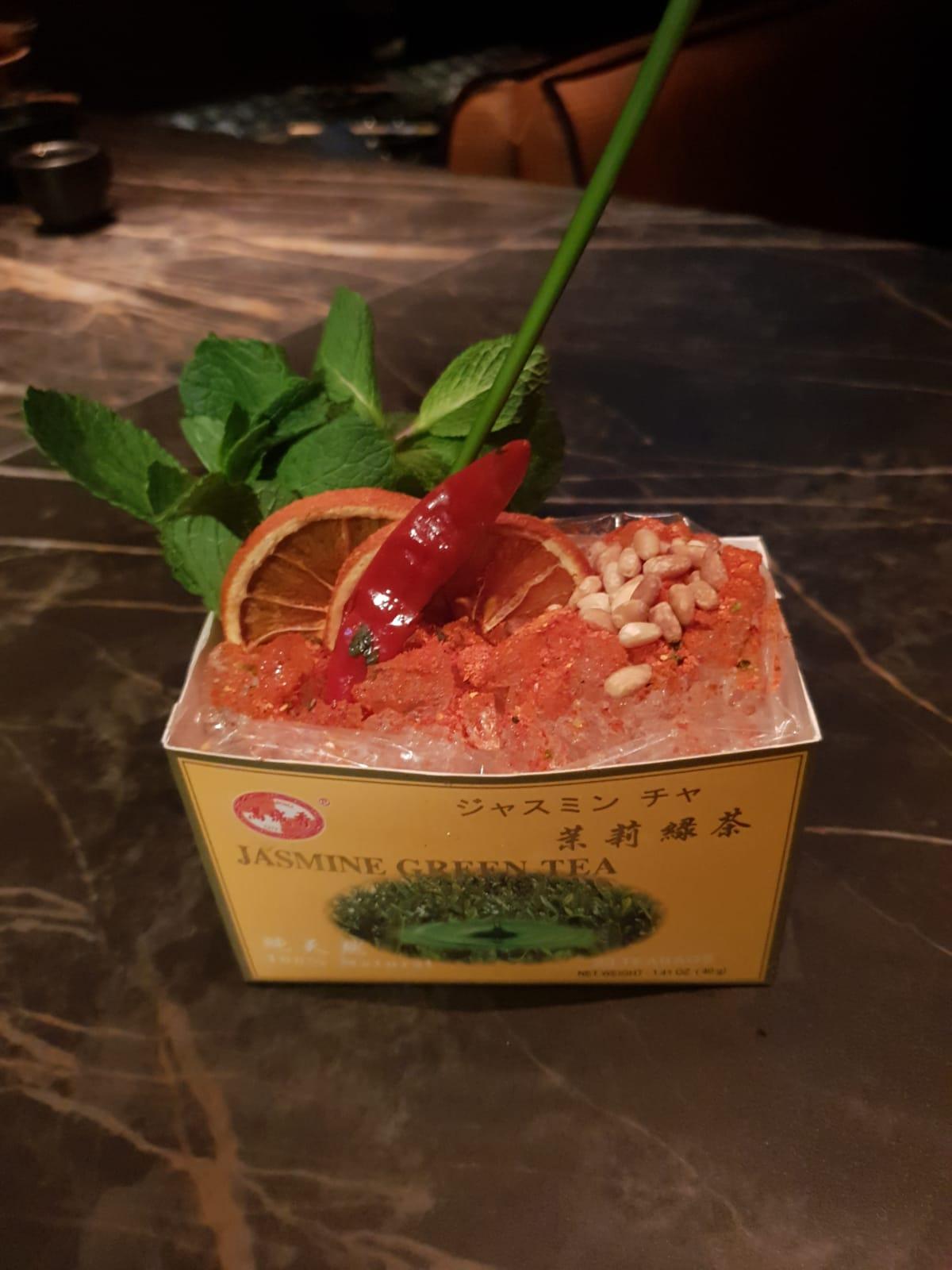 ניהון נו בה_קוקטיילים-תה יסמין יפני