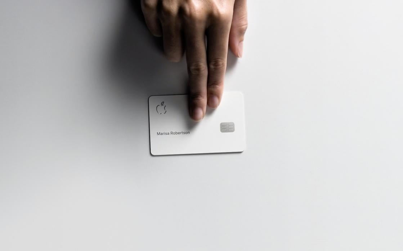 אפל כרטיס אשראי