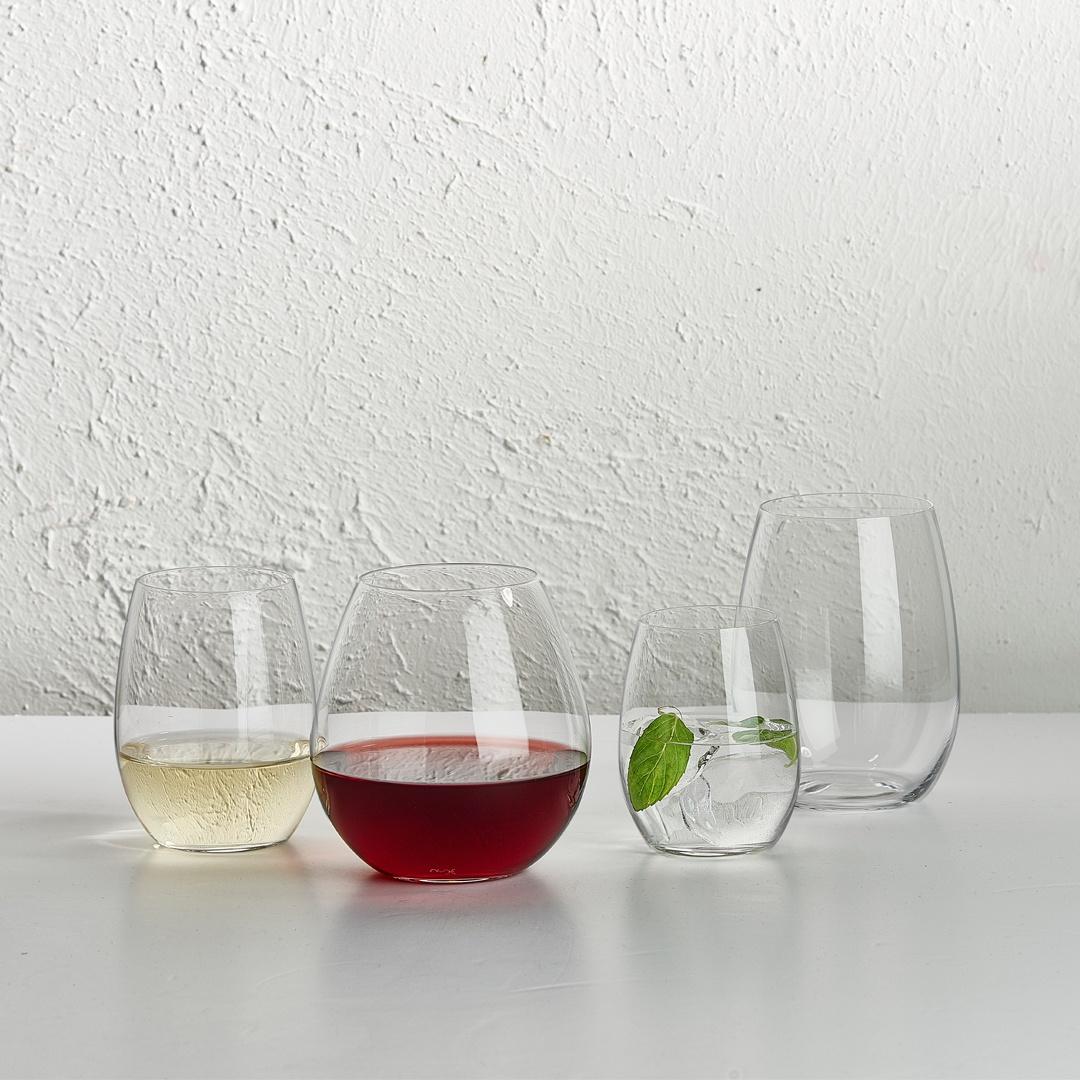 4 כוסות יין בורגון 710 מל Pure צילום שקל בית מותגים מחיר 139 שקל