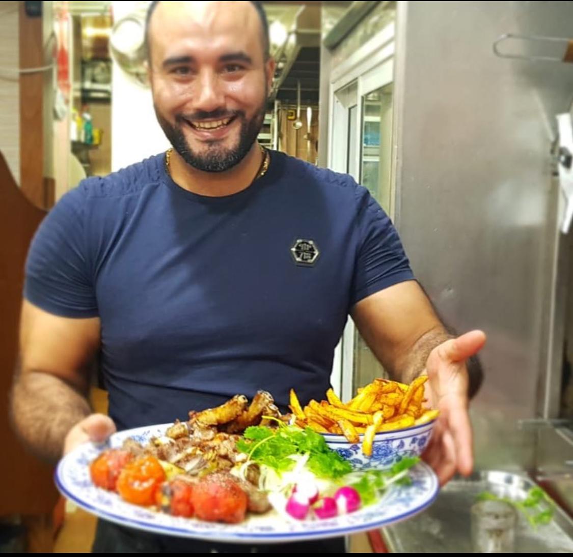 רחמין חכמוב - מסעדת ירושלים פלוס