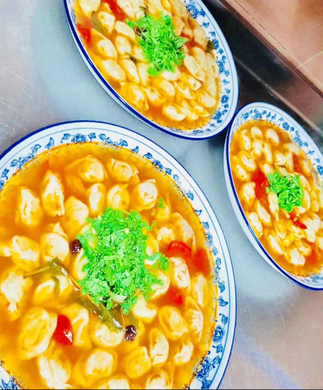 כיסוני בשר מעולים וטעימים במסעדת ירושלים פלוס