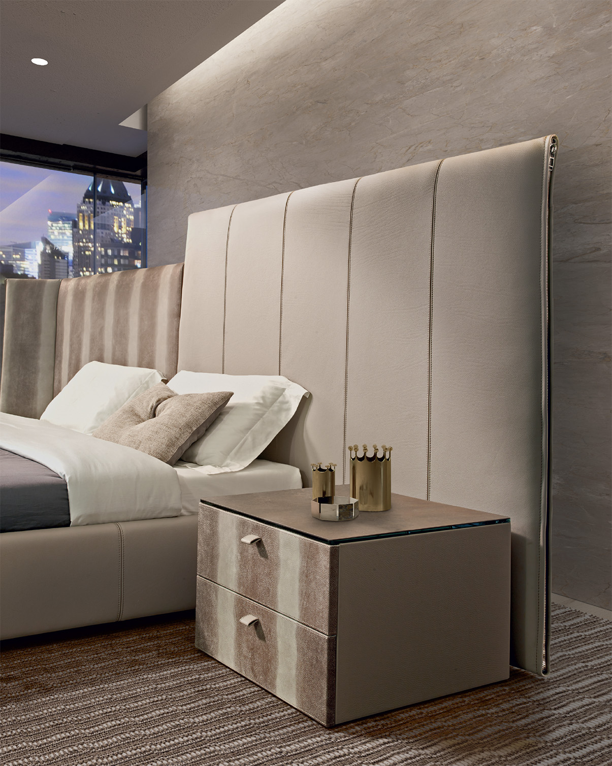 רשת אליתה ליוינג, שדרוג חדר שינה עם שידת צד, קרדיט: יחצ