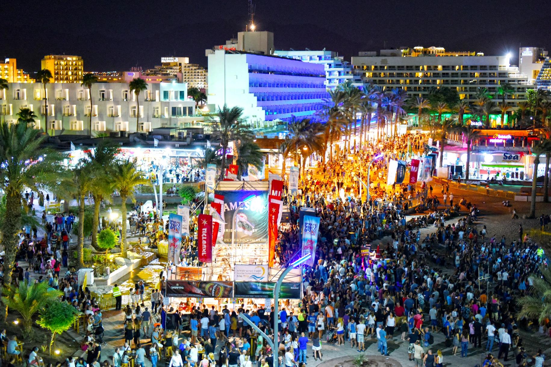 מוקטן-פסטיבל הבירה אילת צילום יהודה בן יתח