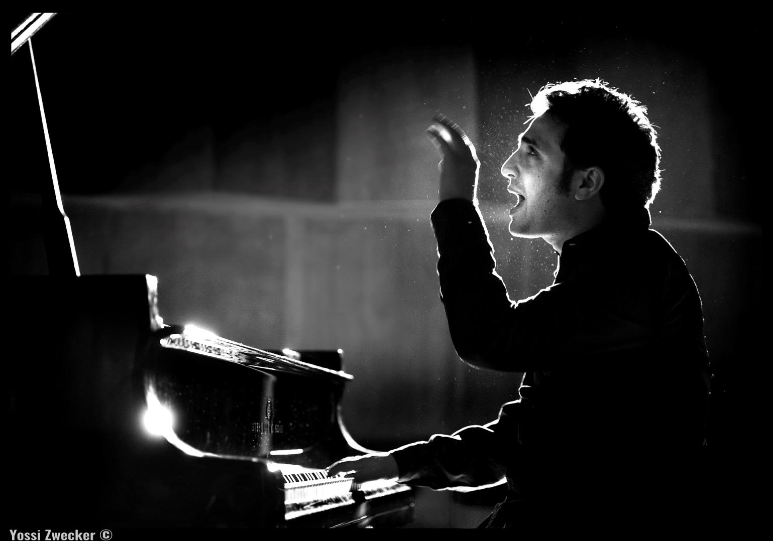 תום כהן - צילום יוסי צבקר