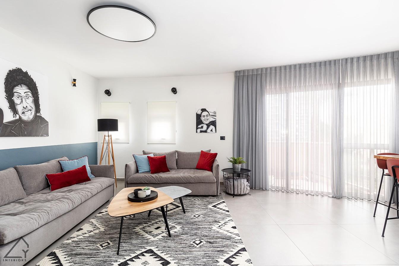 עיצוב דירה