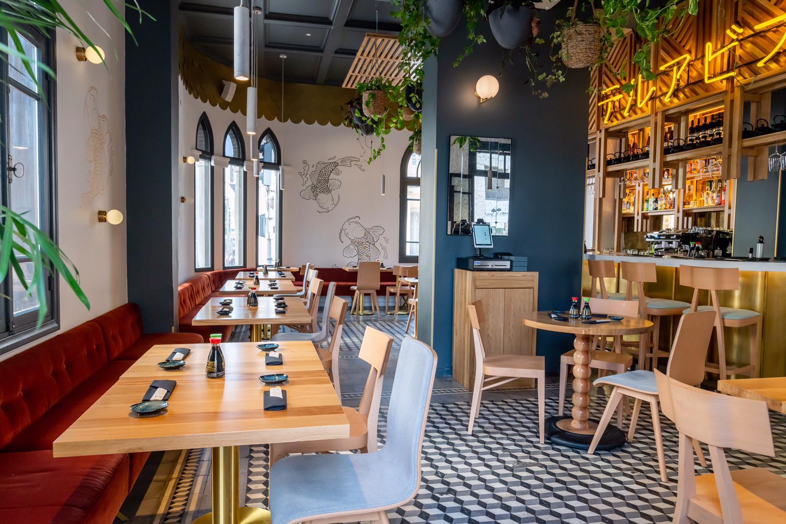 מסעדת סושי זושי _צילום אסף קרלה