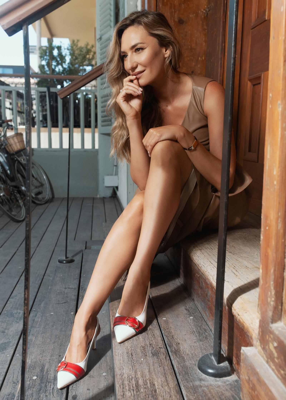 מיכל אנסקי נעליים
