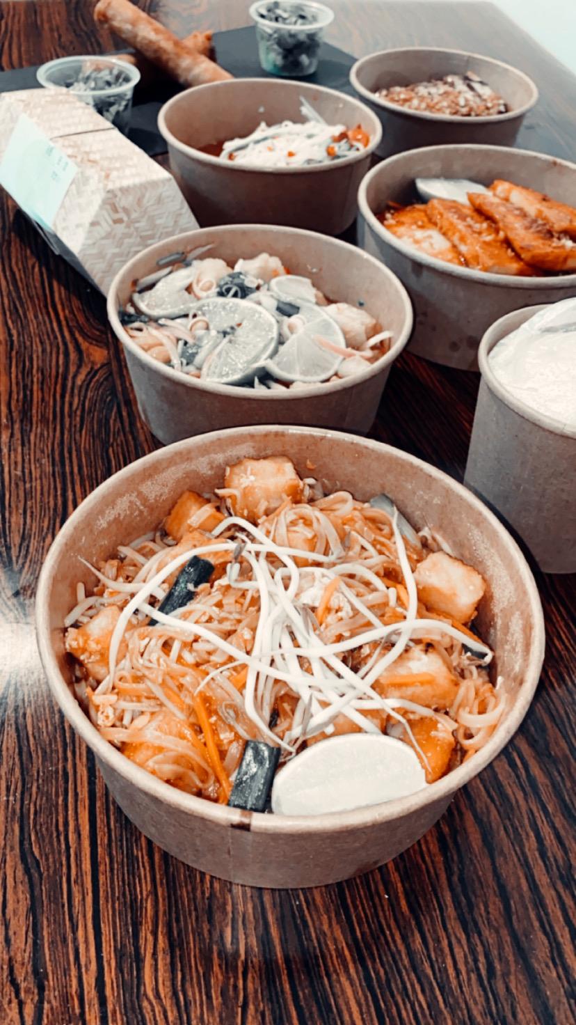נאם - מסעדה תאילנדית. צילום: רוני שקדי