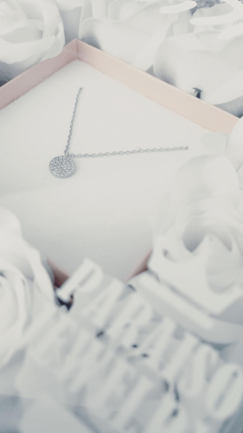 שרשרת כסף 925 מבית Paraiso Jewelry. צילום: רוני שקדי